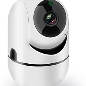 Wireless Security Camera, 1080P WiFi IP Camera,Wireless Home Security Surveillance Indoor Camera for Baby/Pet/Nanny, Motion Detection, 2 Way Audio Talking Night Vision, Works with Alexa, Phone App