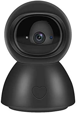 EVERSECU 2.4ghz and 5ghz Dual Band WiFi Tuya Smart Life Home Security Camera pan/tilt 2 Way Audio Cloud/sd Card Storge with Smartphone App Power Plug Included