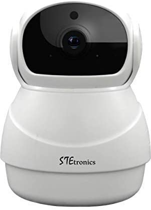 Sensible Residence WiFi 1080 Child Monitor/Pet Monitor/Video, Wi-fi, Movement Detected Digicam/Panoramic View/360 diploma/3D Navigation/Night time Imaginative and prescient/Audio/128G SD Card Slot/HD